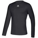 Adidas Men's Creator Long Sleeve Jersey Black