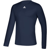 Adidas Men's Creator Long Sleeve Jersey Navy