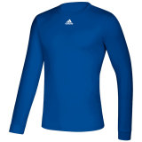 Adidas Men's Creator Long Sleeve Jersey Royal