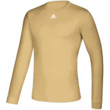 Adidas Men's Creator Long Sleeve Jersey Sand