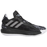 adidas Men's Dame 6 Black/White