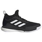 adidas Women's New Crazyflight W - MID Black/White