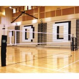 Gared 6000 RallyLine 2-Pole Universal Aluminum Volleyball System