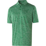 Holloway Men's Electrify 2.0 Polo Kelly Heather