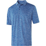 Holloway Men's Electrify 2.0 Polo Royal Heather