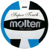 Molten Super Touch IV58L Volleyball Black/White/Blue