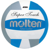 Molten Super Touch IV58L Volleyball Royal/White/Silver
