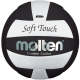 Molten Soft Touch IVL58L Volleyball Black/White