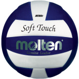 Molten Soft Touch IVL58L Volleyball Blue/White