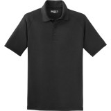 Men's Dry Zone Raglan Polo Black