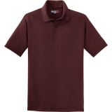 Men's Dry Zone Raglan Polo Maroon