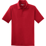Men's Dry Zone Raglan Polo Red