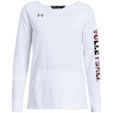 Under Armour Fleece with Graphic Sleeve
