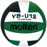 Molten Lightweight VB-U12 Volleyball Black/White/Green