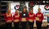12 Volley-Days of Give-A-Ways
