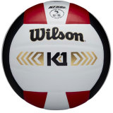 Wilson K1 Gold Volleyball Red/White/Black
