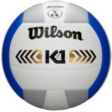 Wilson K1 Gold Volleyball Blue/White/Silver