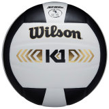 Wilson K1 Gold Volleyball Black/White