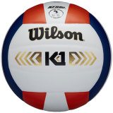 Wilson K1 Gold Volleyball Orange/White/Blue