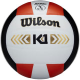 Wilson K1 Gold Volleyball Orange/White/Black