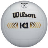Wilson K1 Gold Volleyball White