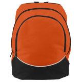Augusta Large Tri-Color Backpack Orange