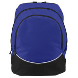Augusta Large Tri-Color Backpack Purple