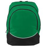 Augusta Large Tri-Color Backpack Kelly