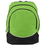 Augusta Large Tri-Color Backpack Lime