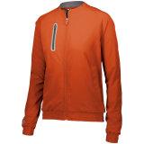 Holloway Women's Weld Jacket Orange