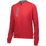 Holloway Women's Weld Jacket Scarlet