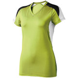 High Five Women's Atomic Short Sleeve Jersey Lime/Black/White