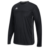 Adidas Men's Climacool Utility Long Sleeve Jersey Black
