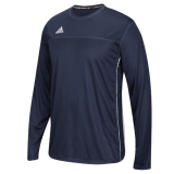 Adidas Men's Climacool Utility Long Sleeve Jersey Navy