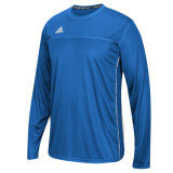 Adidas Men's Climacool Utility Long Sleeve Jersey Royal