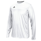 Adidas Men's Climacool Utility Long Sleeve Jersey White