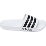 Adidas Performance Men's CF Adilette Slide Sandal White