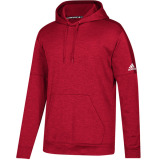 Adidas Men's Team Issue Pullover Red