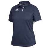 Adidas Women's Climacool Utility Polo Navy