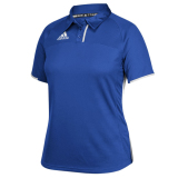 Adidas Women's Climacool Utility Polo Royal