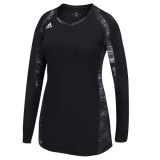 Adidas Women's Climalite Quickset Long Sleeve Jersey