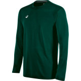 ASICS Men's Circuit 8 Long Sleeve Jersey Forest