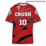 ASICS Men's VBS400 (Custom / Sublimated) Short Sleeve Jersey