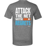 Attack the Net Volleyball T-Shirt