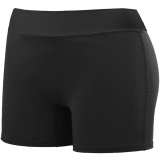 Augusta Women's Enthuse Shorts - 4