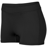 AU1232 Women's Dare Short - 2.5