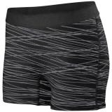 AU2625 Women's Hyperform Shorts - 3.5