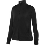 Augusta Women's Medalist 2.0 Jacket Black/White