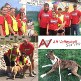 All Volleyball Serves: Open Door Animal Sanctuary Visit