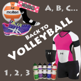 A, B, C…1, 2, 3…Back to Volleyball!!